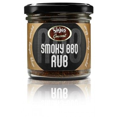 SMOKY BBQ RUB, 75 g