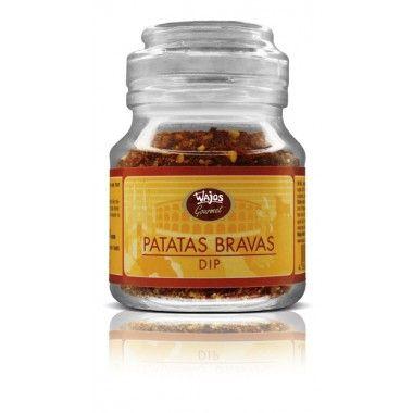 PATATAS BRAVAS DIP, 80 g
