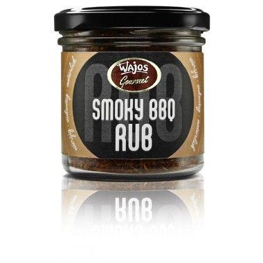 SMOKY BBQ RUB, 75 g