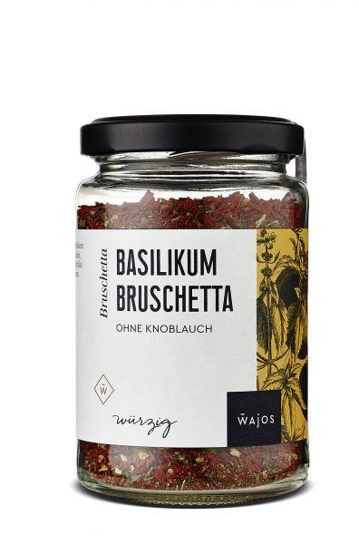 Basilikum Bruschetta