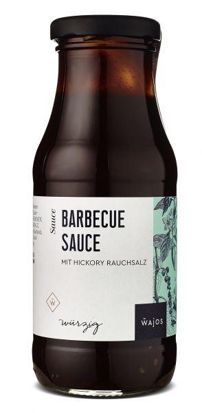 BARBECUE SAUCE Mit Hickory Rauchsalz