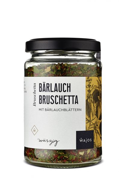 Bärlauch Bruschetta 60 g