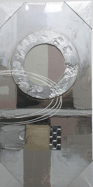 Handgemalt 30 x 60 x 3 cm hoch oder quer