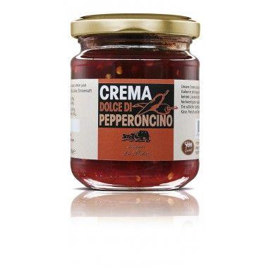 CREMA DOLCE DI PEPERONCINO, 230 g