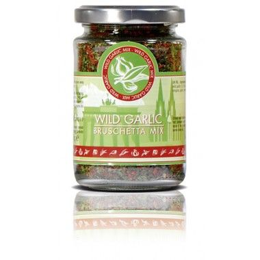 WILD GARLIC BRUSCHETTA MIX, 55g